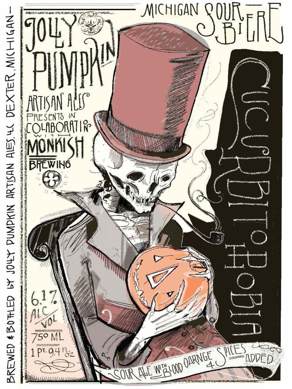 Jolly Pumpkin Cucurbitophobia