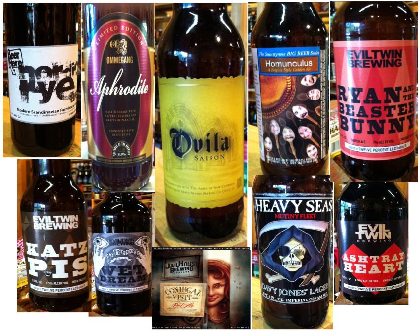 July Beer Releases