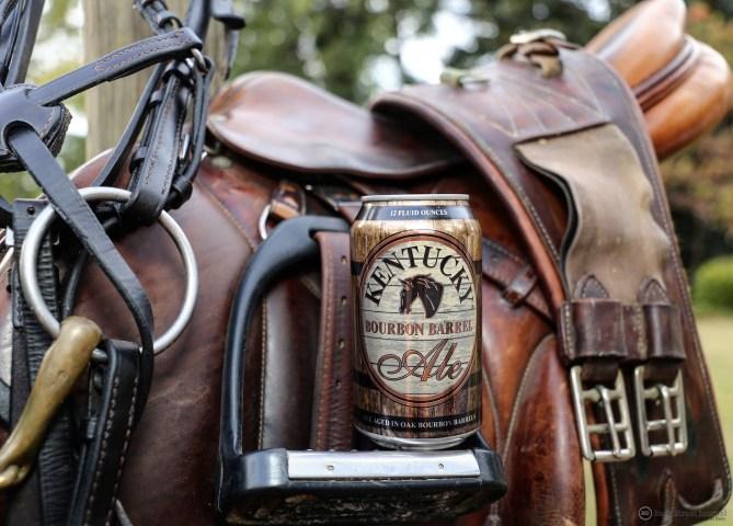 Kentucky Barrel Ale cans