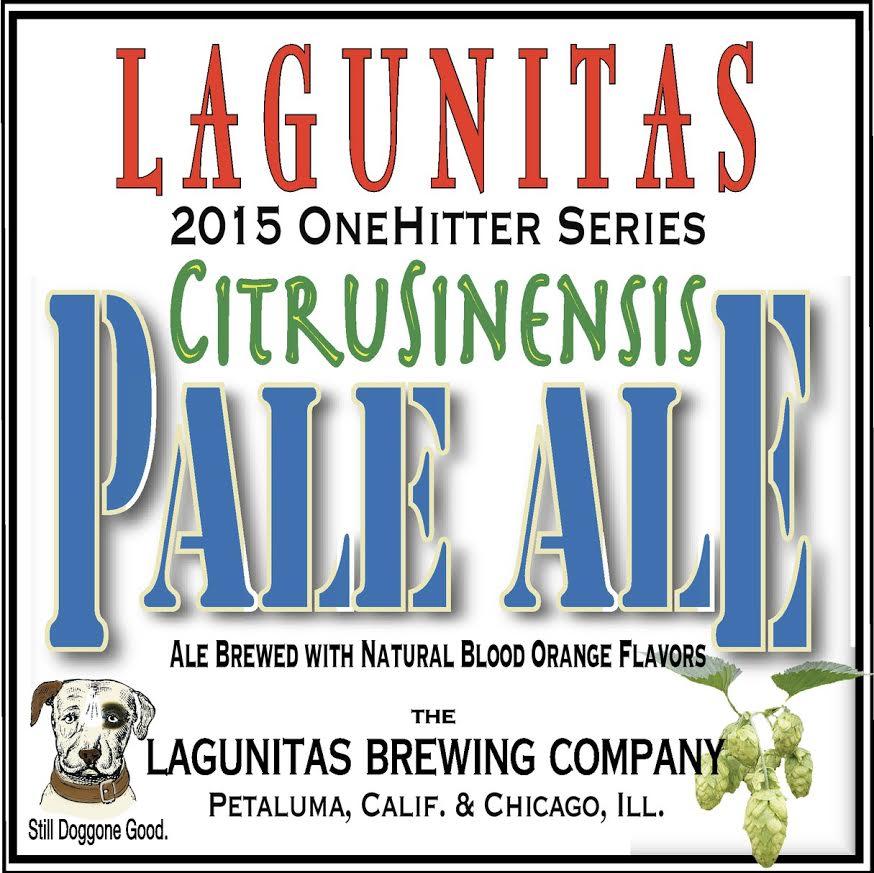 Lagunitas Citrusinensis Pale Ale