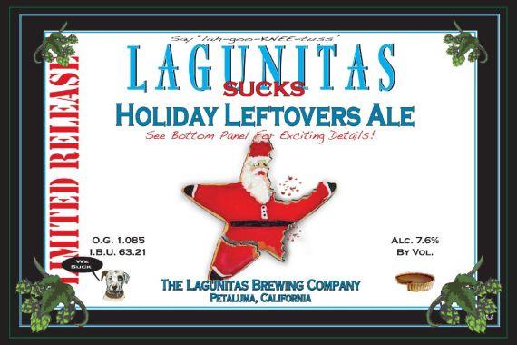 Lagunitas Still Sucks