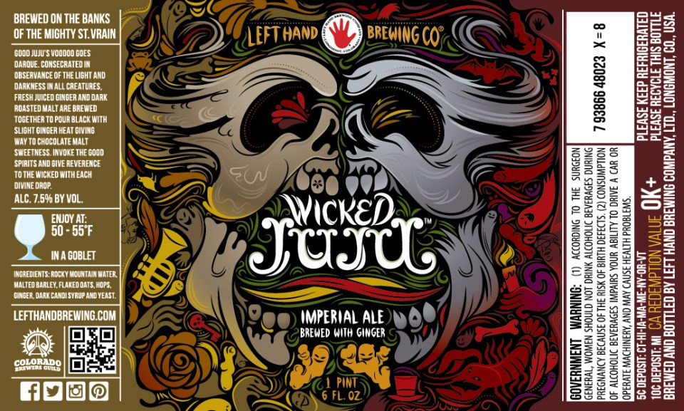 Left Hand Wicked JuJu