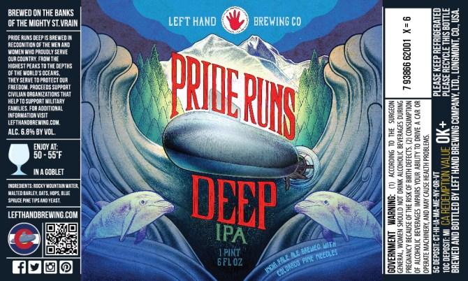 Left Hand Pride Runs Deep