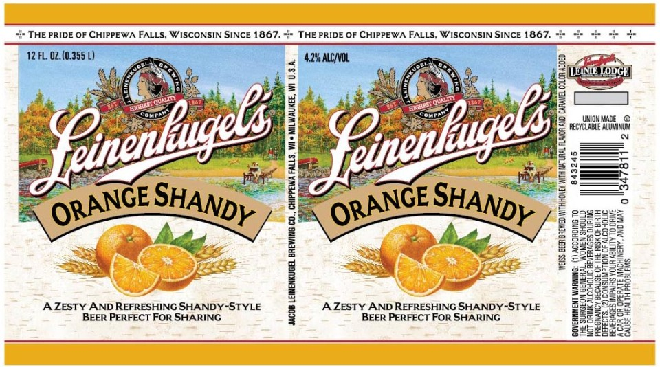 Leinenkugel Orange Shandy