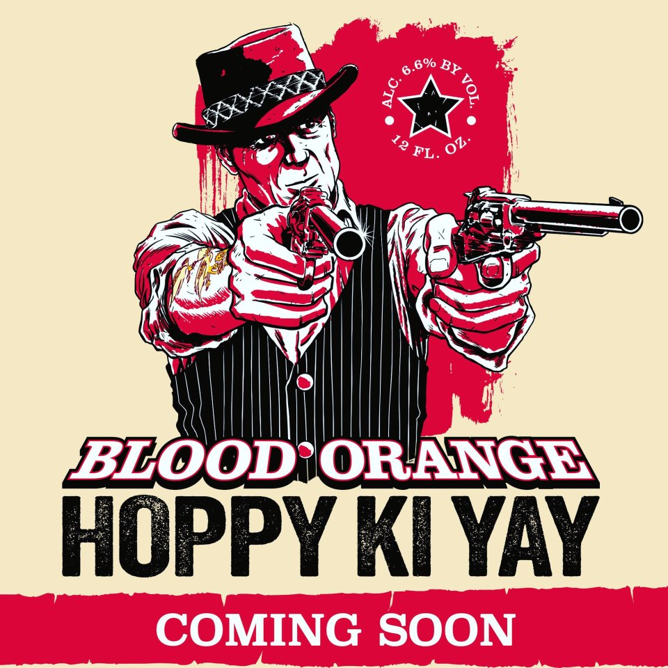 Lonerider Blood Orange Hoppy Ki Yay