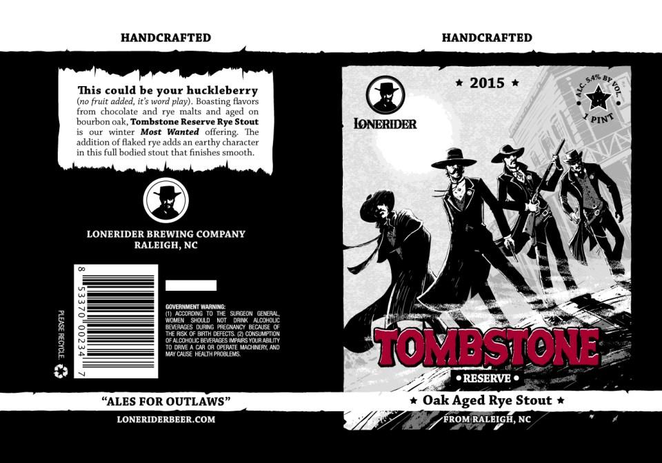 Lonerider Tombstone Reserve