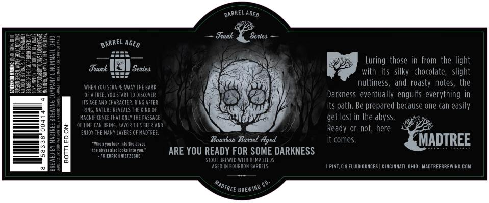 Madtree Are You Ready For Some Darkness