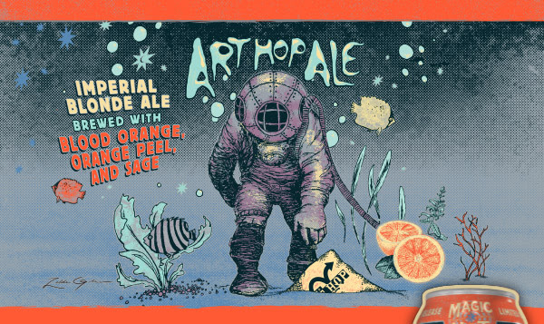 Magic Hat Art Hop Ale 2016