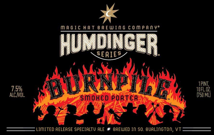 Magic Hat Humdinger Burnpile Porter