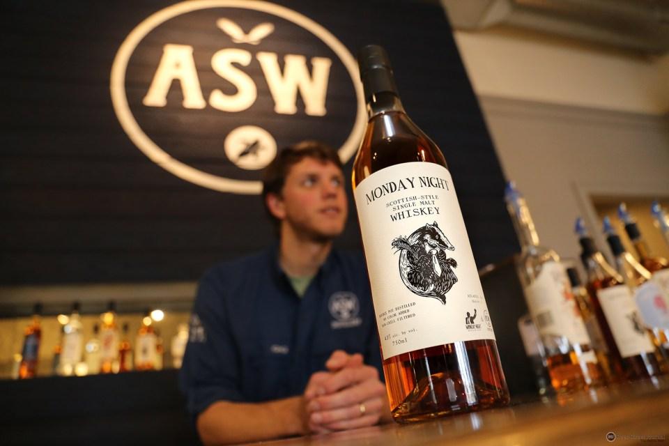 Monday Night Whiskey