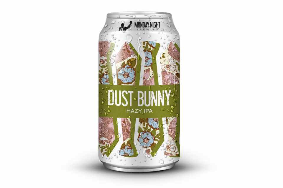 Monday Night Dust Bunny