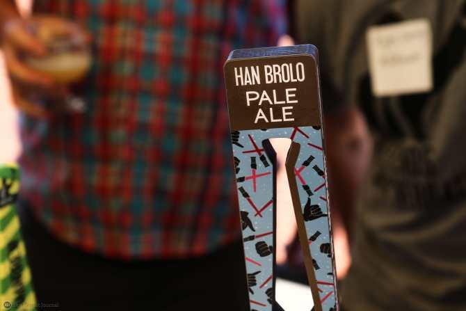 Monday Night Han Brolo tap