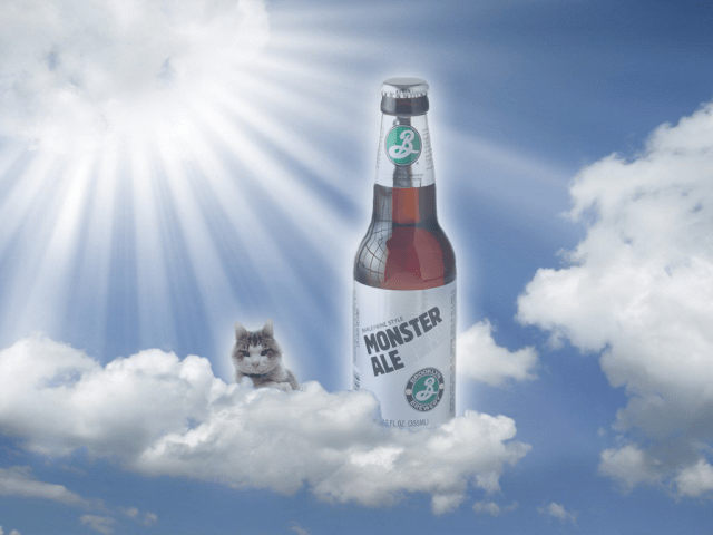 Sad News. Brooklyn Retires Monster Ale