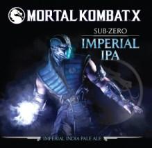 Mortal Kombat Sub-Zero Imperial IPA