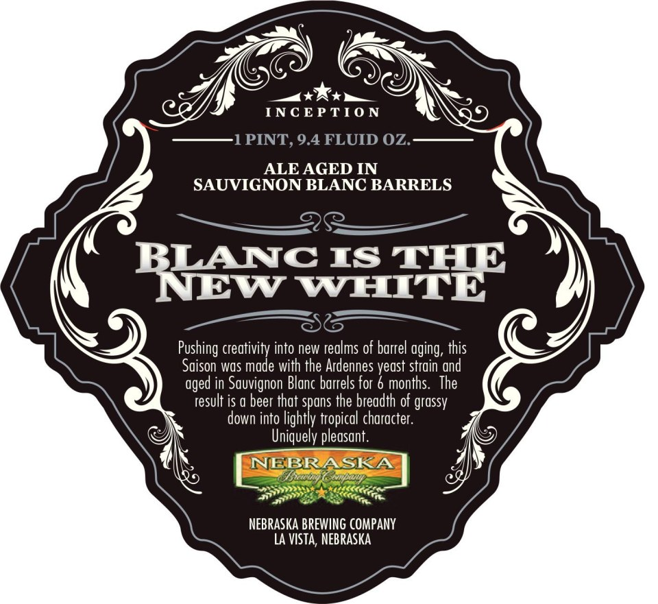Nebraska Blanc is the New White
