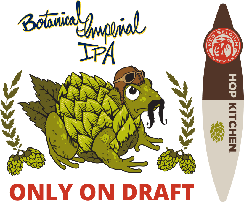 New Belgium Botanical Imperial IPA