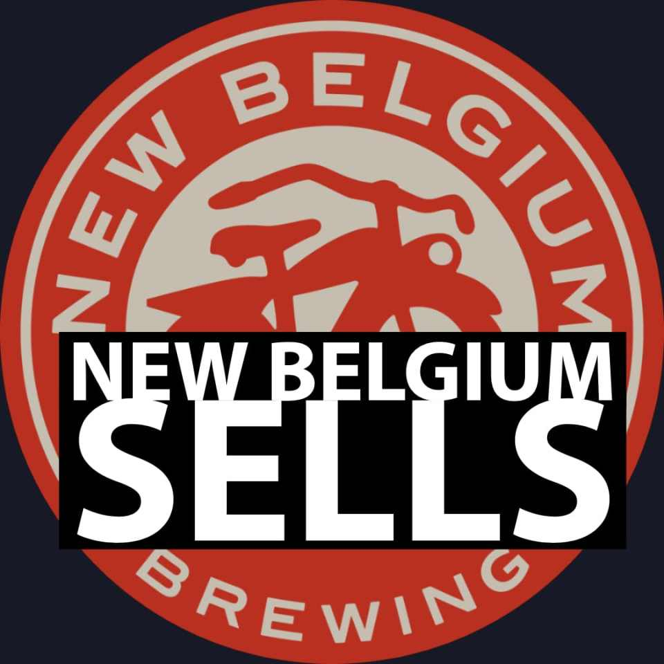 New Belgium Brewing Sell