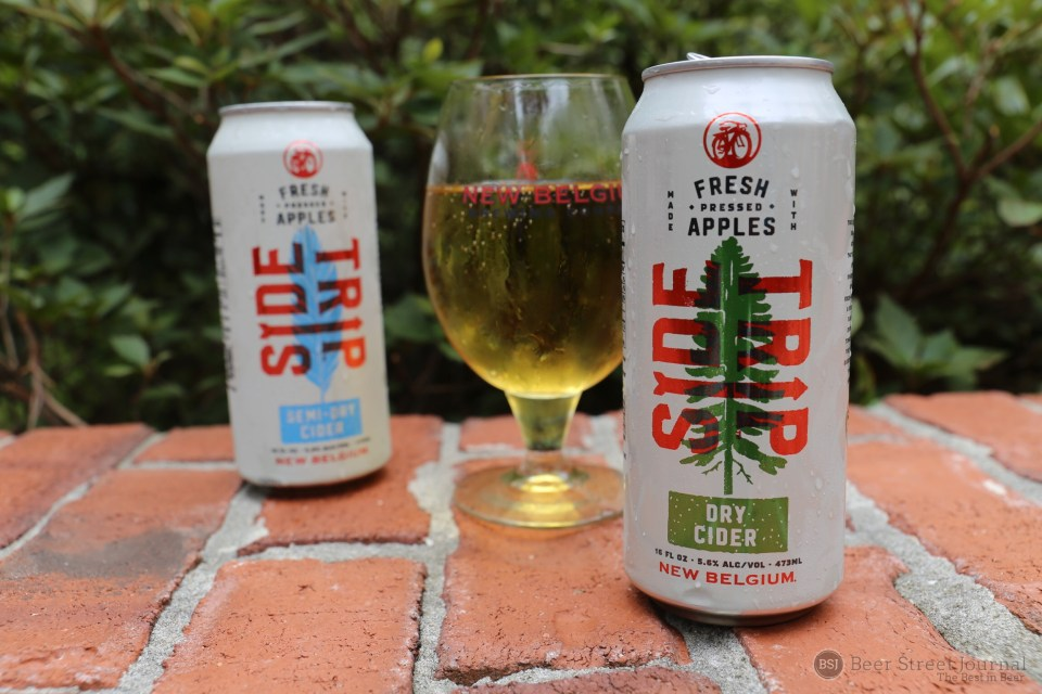 New Belgium Cider