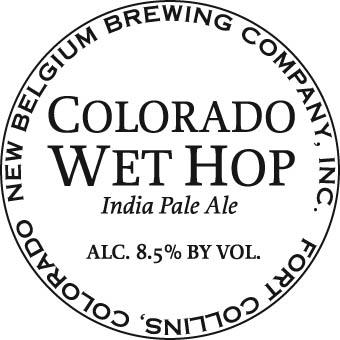 New Belgium Colorado Wet Hop Ale