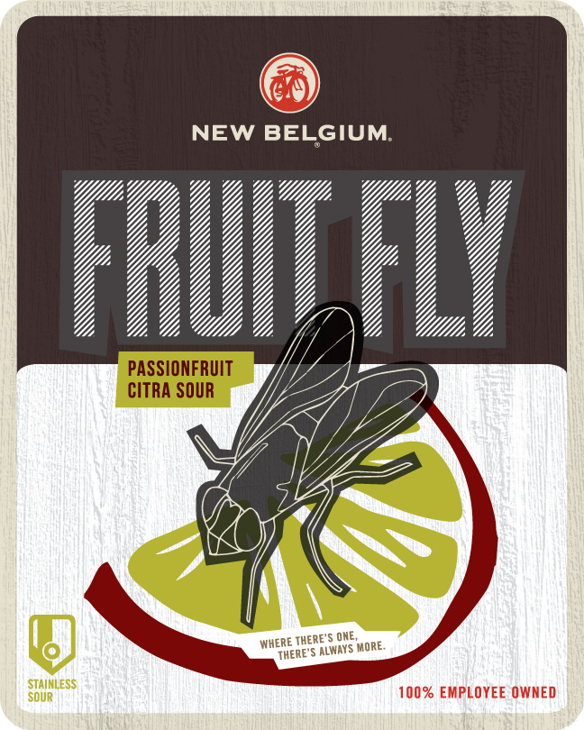 New Belgium Fruit Fly