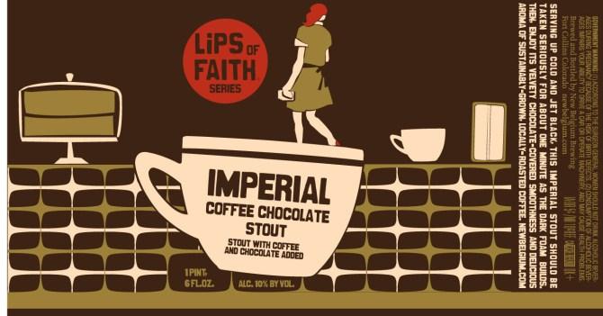 New Belgium Imperial Coffee Chocolate Stout