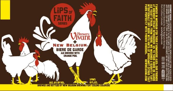 New Belgium Lips Of Faith Biere De Garde