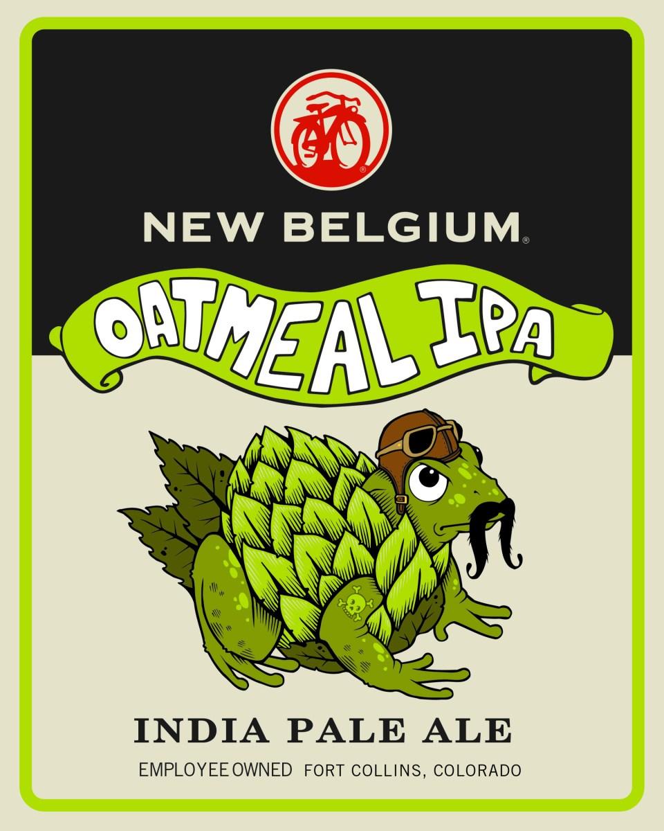 New Belgium Oatmeal IPA