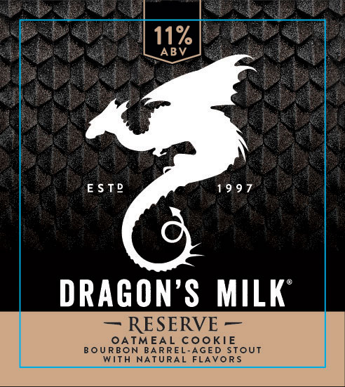 New Holland Dragon's Milk Reserve Oatmeal Cookie