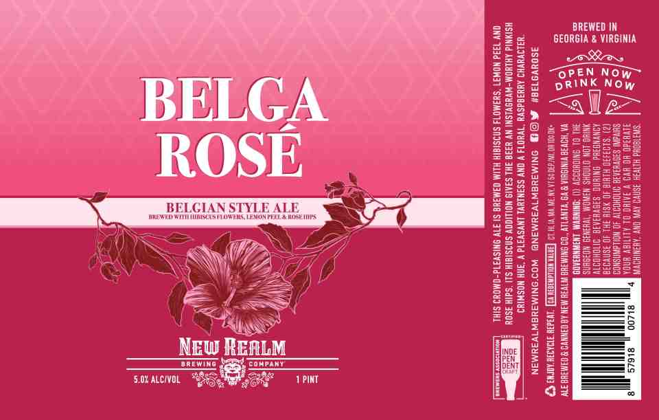 New Realm Belga Rose