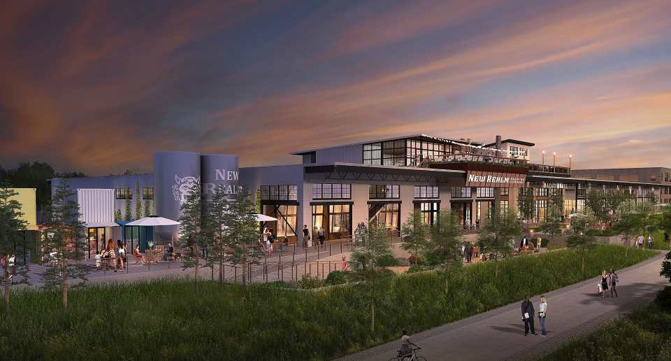 New Realm Brewing Render
