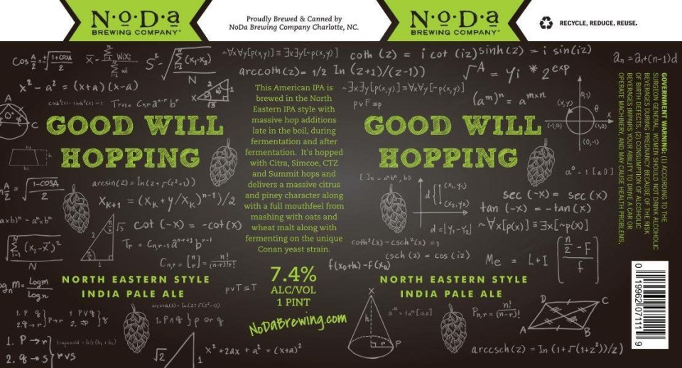 Noda Good Will Hopping