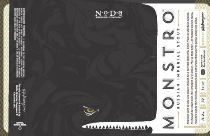 Noda Monstro cans