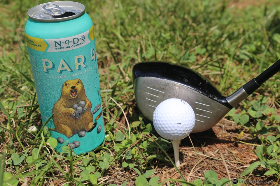 Noda Brewing Par 4 can
