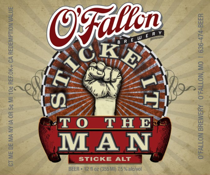 O' Fallon Sticke It To The Man