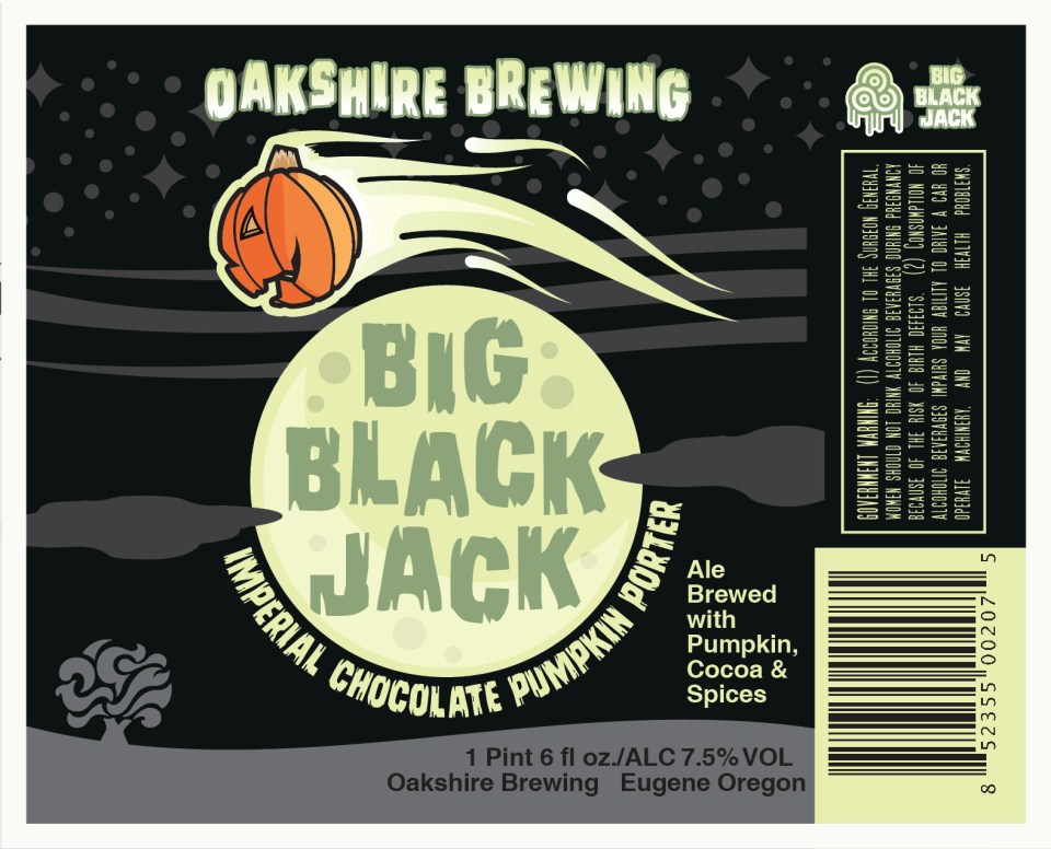 Oakshire Big Black Jack