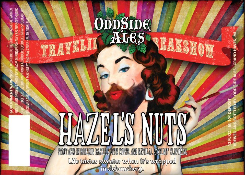 Oddside Ales Hazel's Nuts