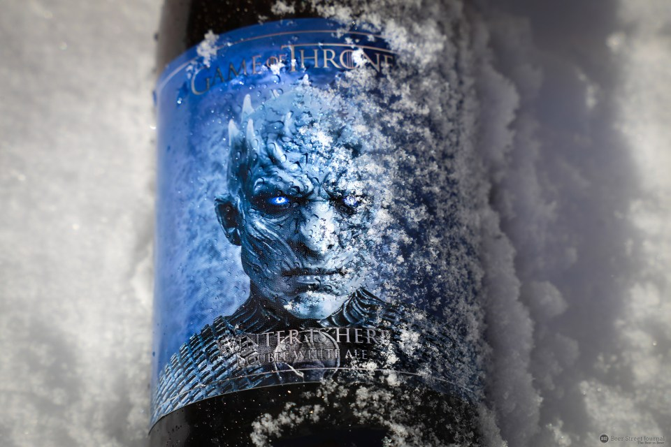 Ommegang Game of Thrones Winter Is Here Bottle
