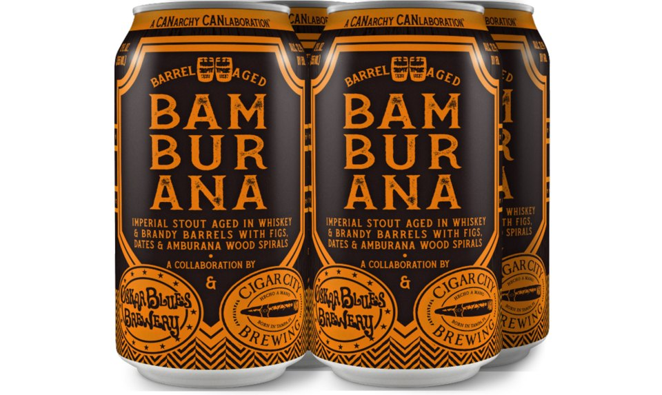 Oskar Blues Cigar City Bamburana