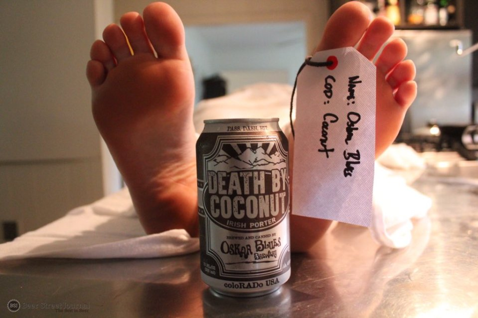 Oskar Blues Death By Coconut
