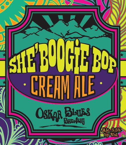 Oskar Blues She'Boogie Bop