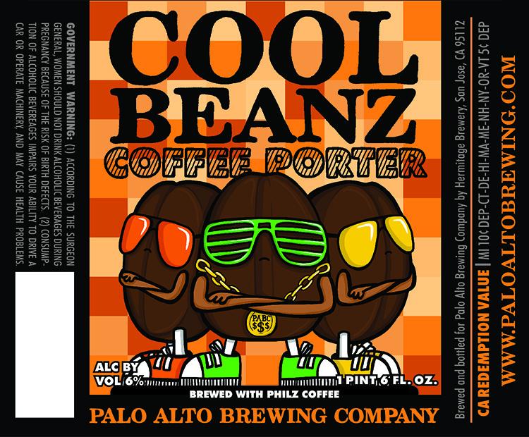 Palo Alto Cool Beans Coffee Porter