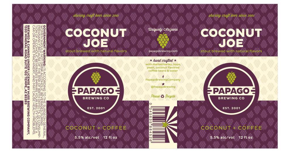 Papago Brewing Coconut Joe