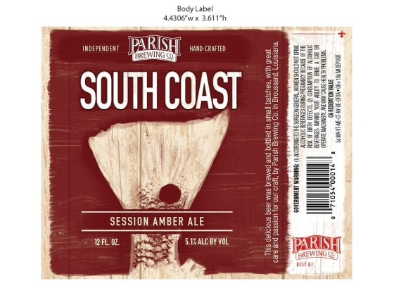 Parish Brewing South Coast