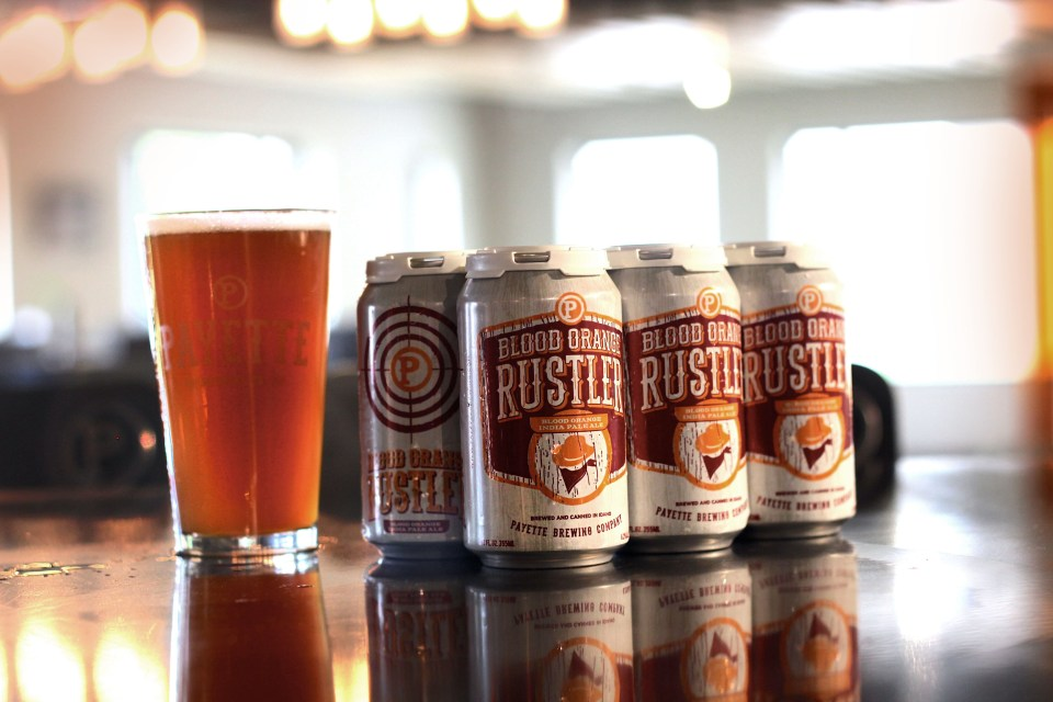 Payette Blood Orange Rustler