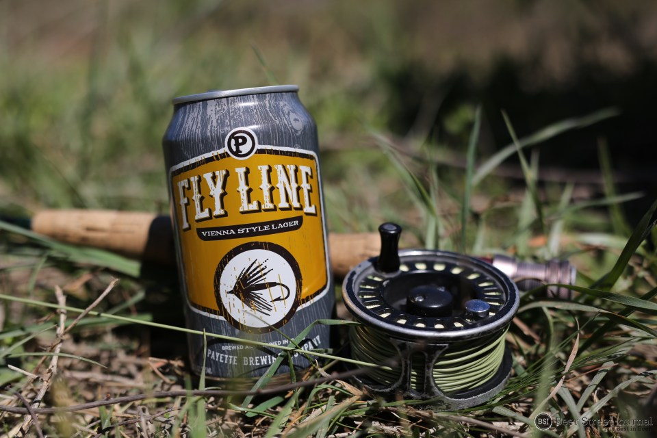 Payette Brewing Fly Line Vienna Style Lager