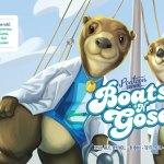 Pontoon Brewing Boats & Gose