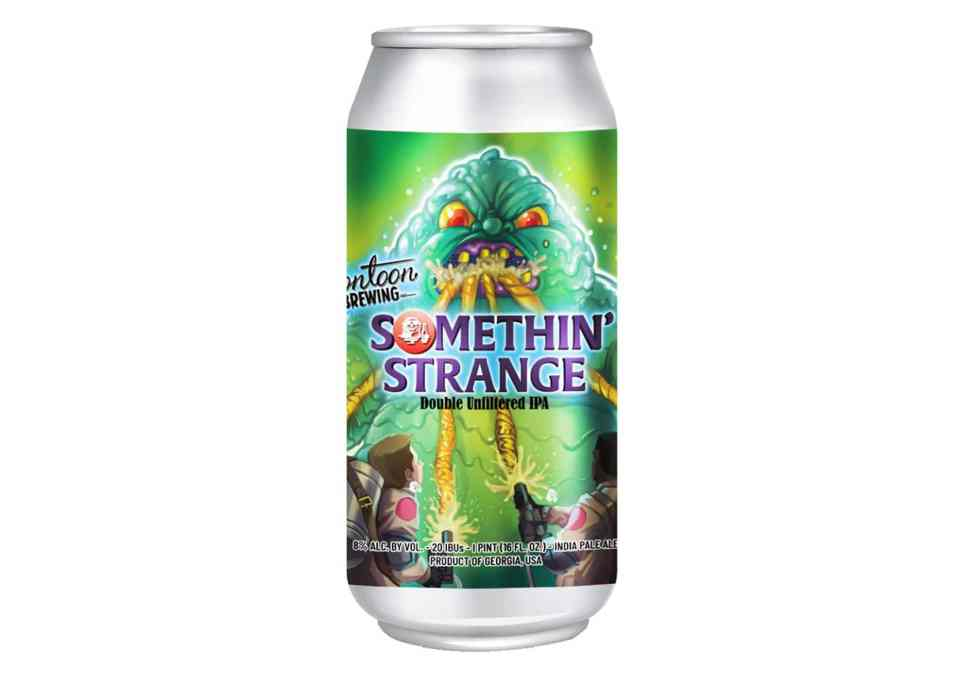 Pontoon Brewing Somethin Strange