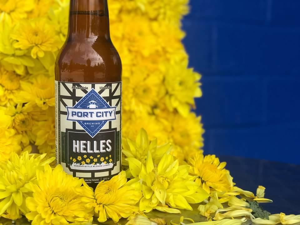 Port City Helles Lager