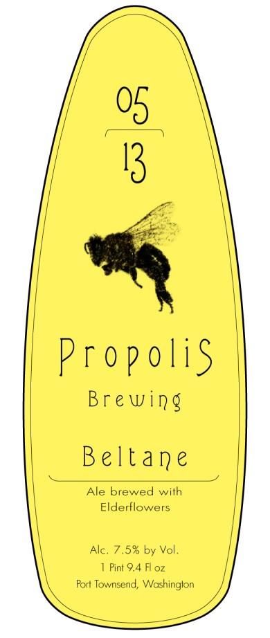 Propolis Brewing Beltane