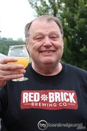 Red Brick Owner, Robert Budd